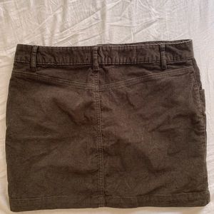 Urban Outfitters BDG Corduroy Skirt (6)